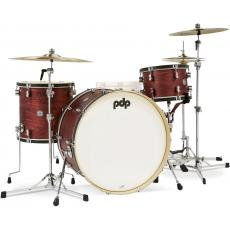 PDP by DW Concept Classic Wood Hoop, 3-piece 24