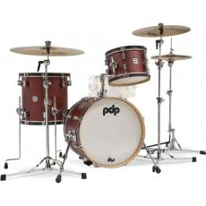 PDP by DW Concept Classic Wood Hoop, 3-piece 18